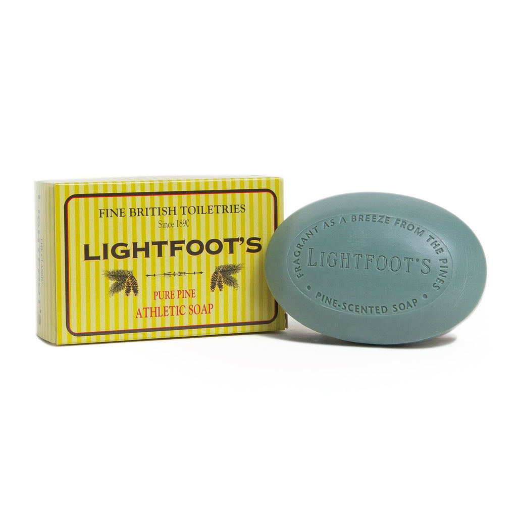 Lightfoot Pure Pine Bar Soap - r. h. ballard shop