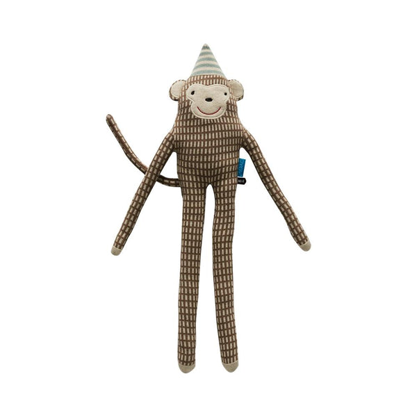 Mr. Nelson Monkey Stuffed Animal - r. h. ballard shop