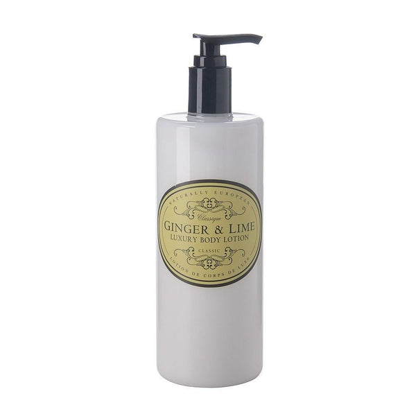 Ginger Lime Body Lotion - r. h. ballard shop