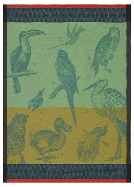 Planche Animaliere Aviary Moss Towel