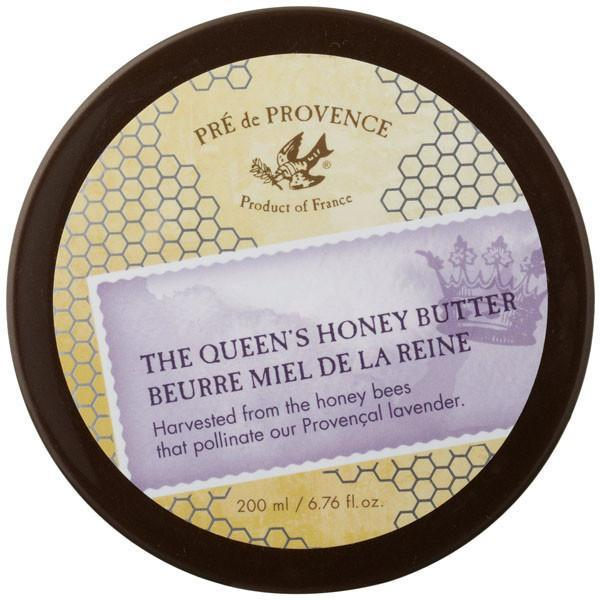 Queen's Honey Body Butter Lid