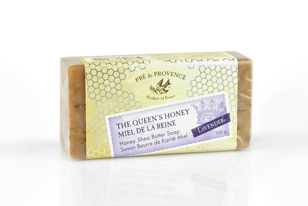 Queen's Honey Shea Butter Soap - r. h. ballard shop