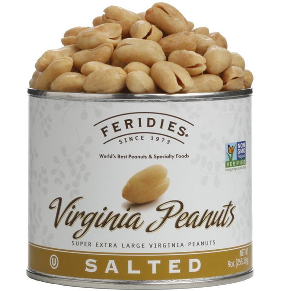 Virginia Salted Peanuts - r. h. ballard shop