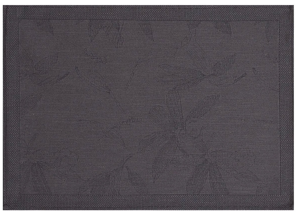 Slow Life Carbon Maxi Placemats Set of 2 - r. h. ballard shop