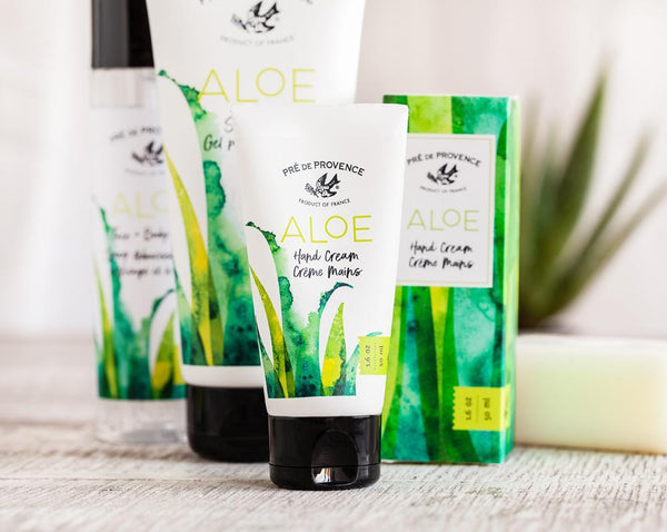 Aloe Face and Body Cream - r. h. ballard shop