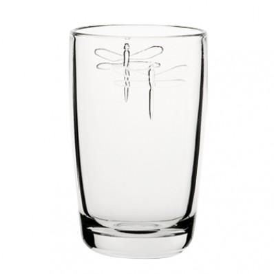 "French ""Dragonfly"" Juice Glass 13.5 oz - r. h. ballard shop"