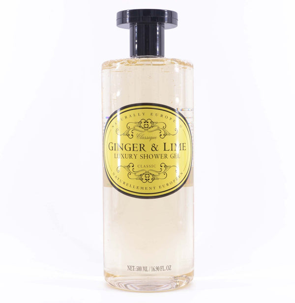 Ginger Lime Shower Gel - r. h. ballard shop