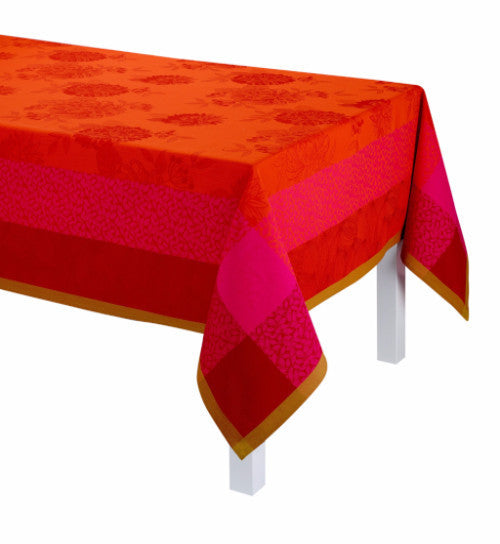 Parfums de Bagatelle Nasturtium Tablecloth