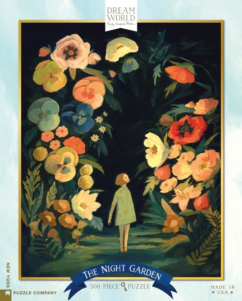 Night Garden 500 pc - r. h. ballard shop