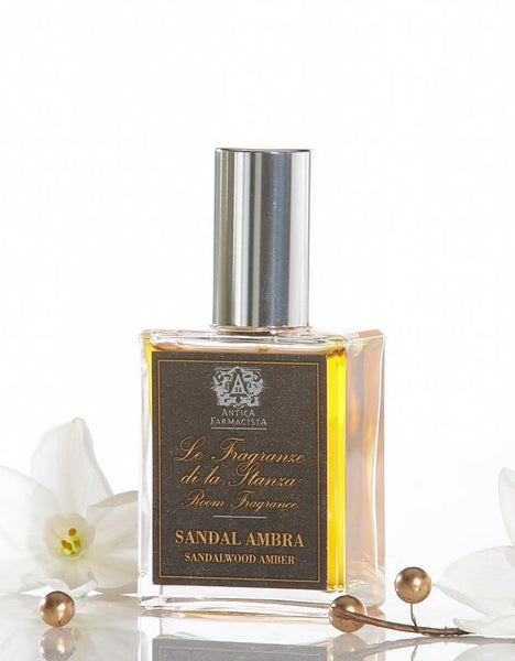Sandalwood Amber Room Spray Setting