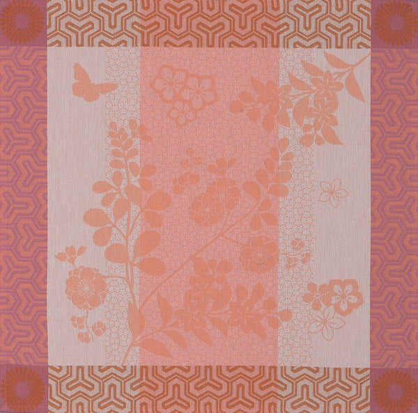 Asia Mood Tea Pink Napkin