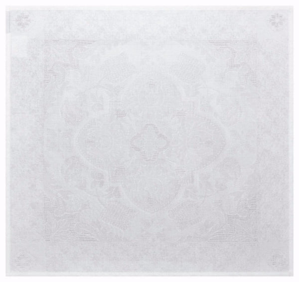 Azulejos White 100% Cotton NEW!