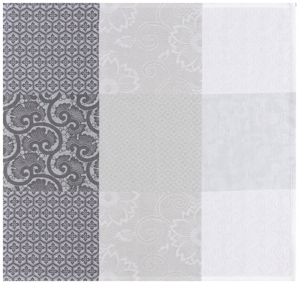 Fleurs de Kyoto Grey Napkins Cotton