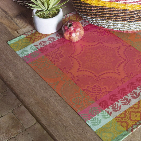 Bastide Red Pepper Placemats