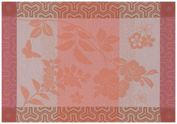 Asia Mood Tea Pink Placemat