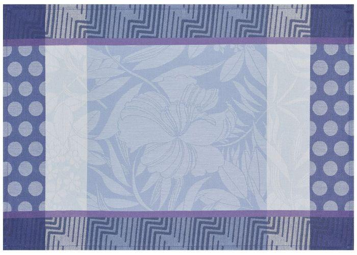 Nature Urbaine Blue Placemats Set of 2 - r. h. ballard shop