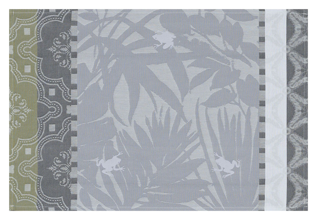 Bahia Grey Coated Placemats Set of 2 - r. h. ballard shop