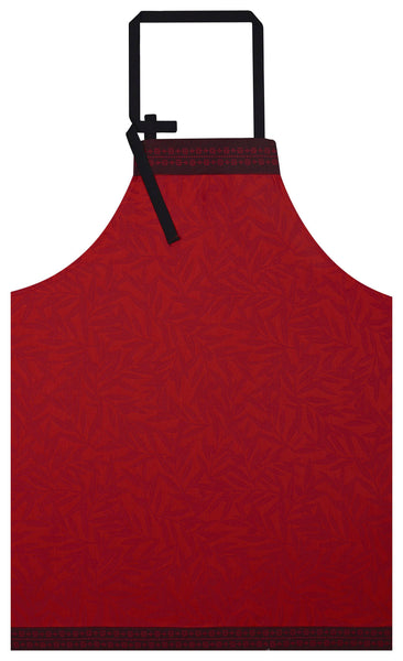 Olivier Cevennes Red Apron