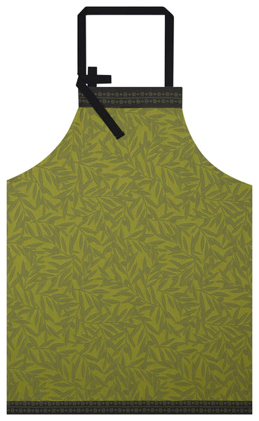 Olivier Cevennes Green Apron