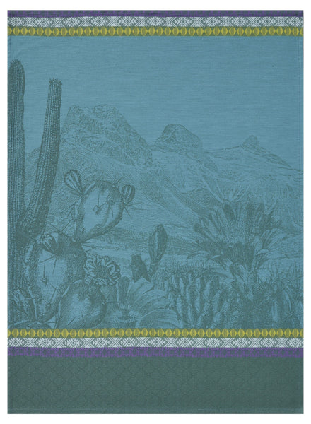 Voyage Arizona Cactus Towel - r. h. ballard shop