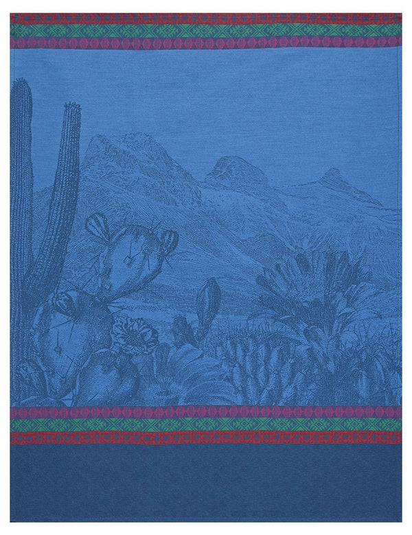 Voyage Arizona Denim Towel - r. h. ballard shop