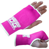 HOT PINK THUMBLESS BOXING INNER GLOVES