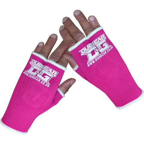 HOT PINK BOXING INNER GLOVES