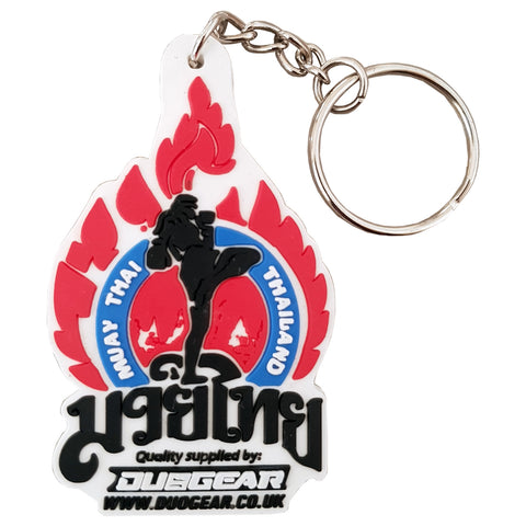 KAO RUBBER KEYRING KEYCHAIN