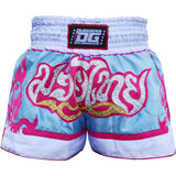LIGHT BLUE CERIUS MUAY THAI SHORTS