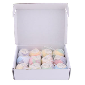 Scotin Bath Bombs Box (12 pcs)