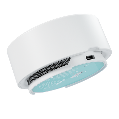 Minut Home Monitor a device for monitoring break ins at your home but also for reminding you if you have left windows open or the heating on   Sparkwell Home, Home Security