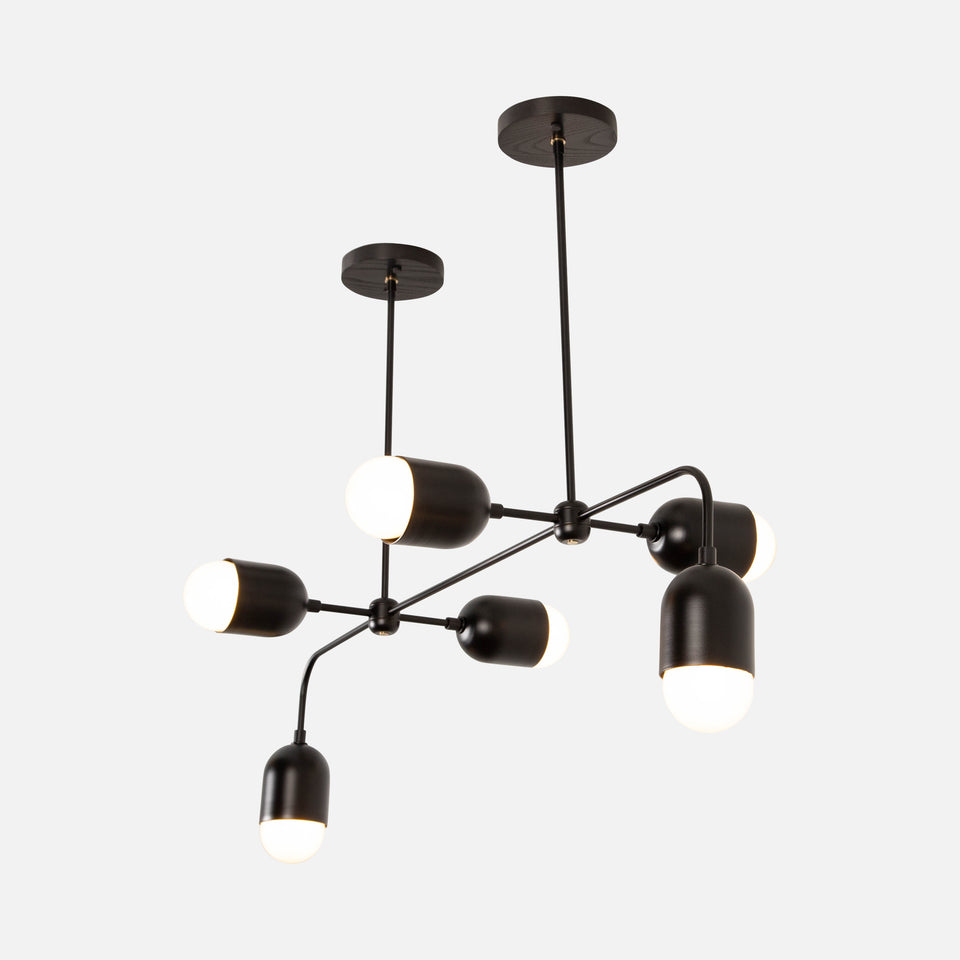 Pebble Linear Chandelier