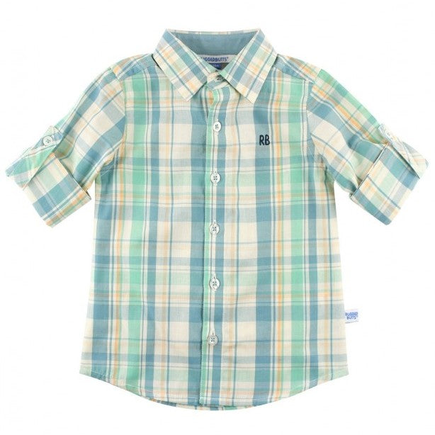 Hampton Plaid Button Down Shirt