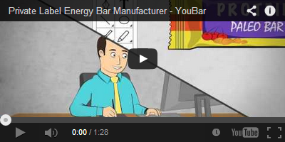 Youbar energy bar manufacturing private label protein for Food bar consult