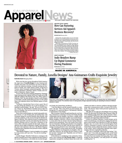 In the news: Apparel News
