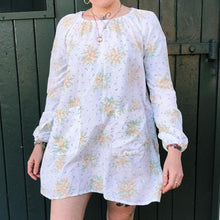 Load image into Gallery viewer, Long-Sleeved Mini Dress