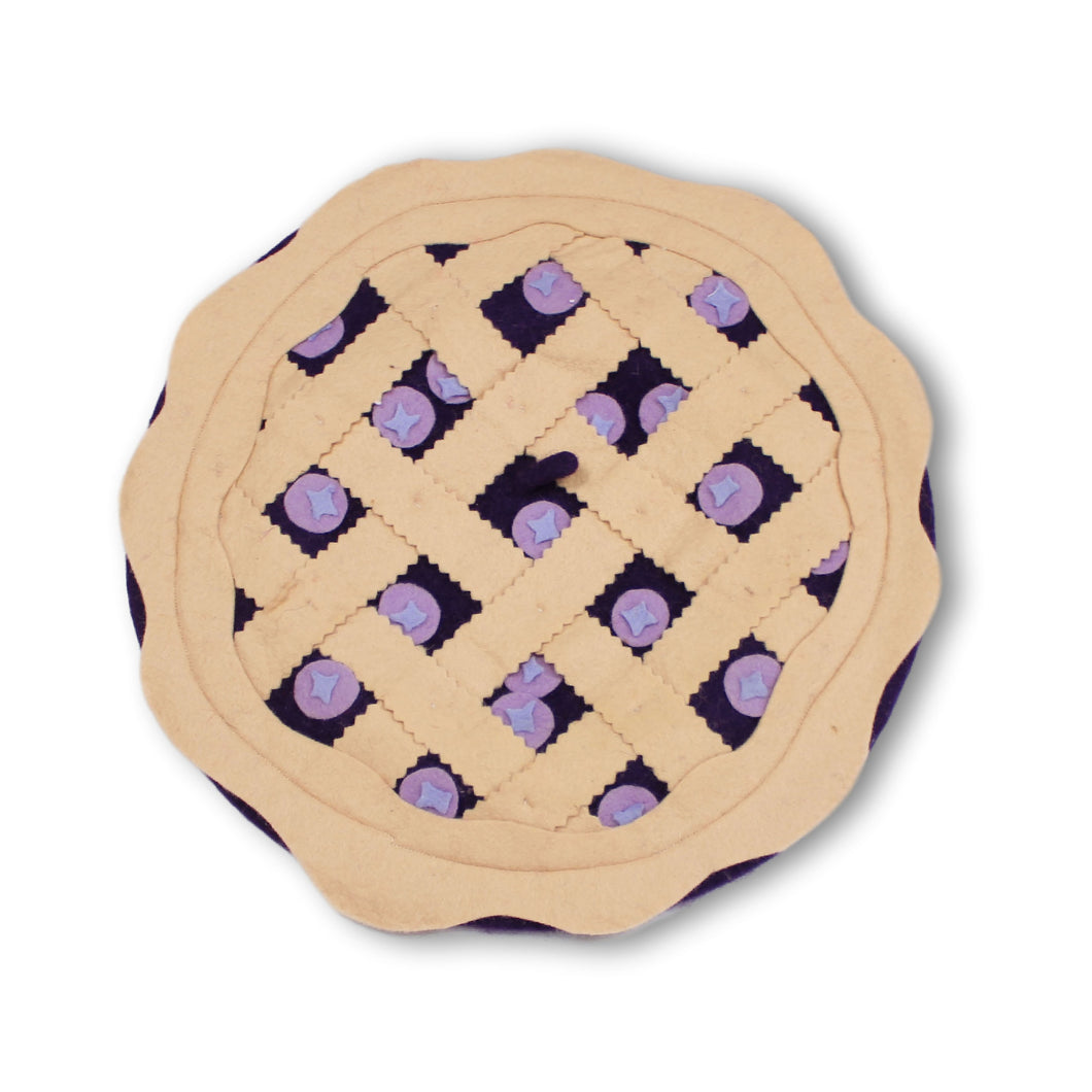Blueberry Pie Beret
