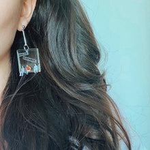 Load image into Gallery viewer, Social Distance Earrings