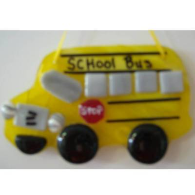 Classic Yellow School bus