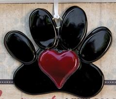 Fused Heart Paw