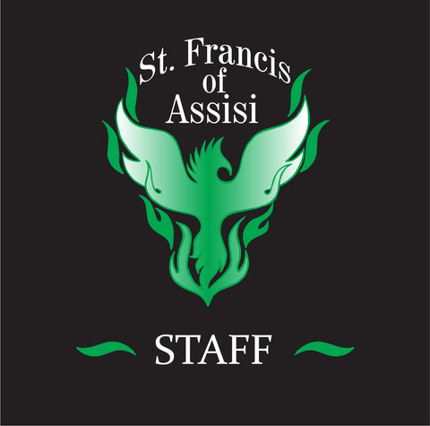 ST. FRANCIS OF ASSISI STAFFWEAR