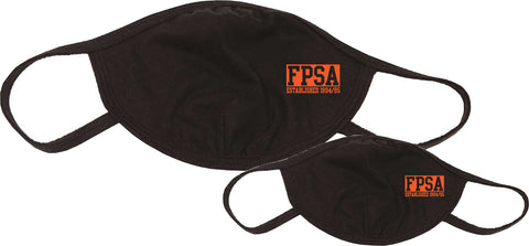 FPSA SPIRITWEAR- COTTON FACE MASKS