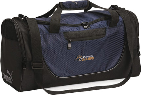 ST. JOSEPH FOOTBALL- PUMA DUFFEL BAG
