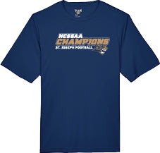 ST. JOSEPH FOOTBALL- TEAM 365 PERFORMANCE TEE