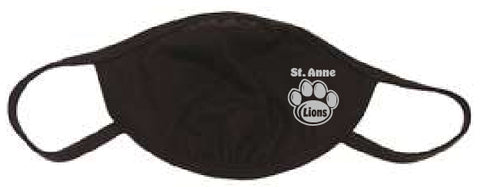 ST. ANNE SPIRITWEAR- FACE MASK