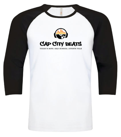 CAP CITY BEATS- ATC EUROSPUN BASEBALL TEE