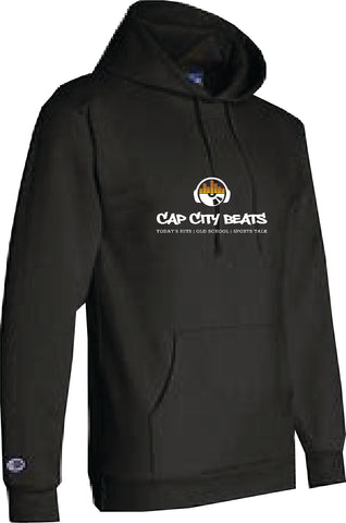 CAP CITY BEATS- CHAMPION COTTON HOODIE