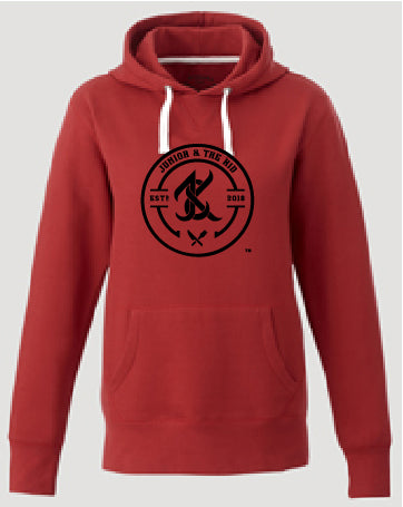 JUNIOR & THE KID- LADIES MUSKOKA TRAIL CEDAR POINT HOODIE