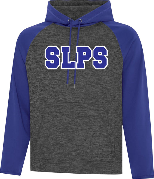 STEPHEN LEACOCK SLPS- FAUCONS- ATC DYNAMIC TWO TONE HOODIE