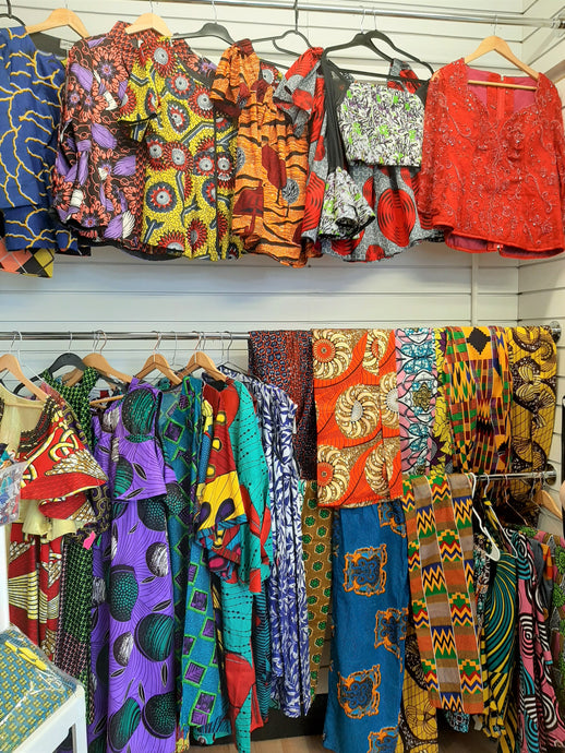 START YOUR OWN AFRICAN FASHION BUSINESS